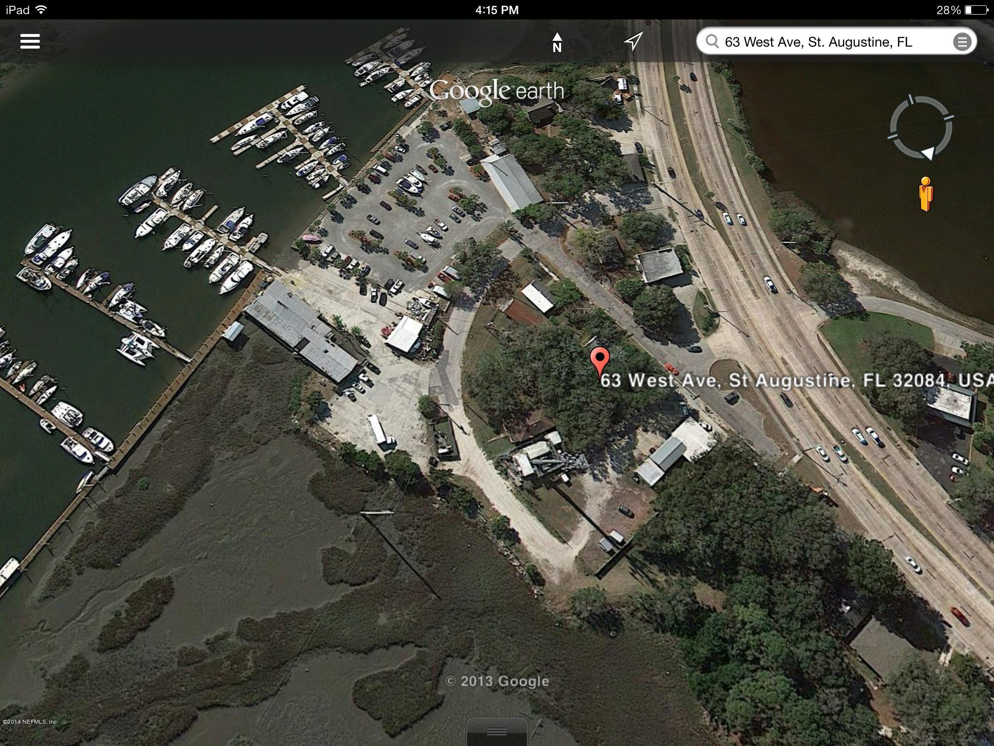 63 & 65 West, ST AUGUSTINE, FLORIDA 32084, ,Vacant land,For sale,West,703747