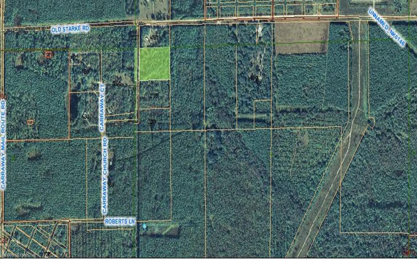 0 CARRAWAY CHURCH, PALATKA, FLORIDA 32177, ,Vacant land,For sale,CARRAWAY CHURCH,739940