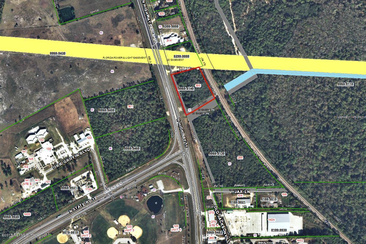 300 HIGHWAY 17, PALATKA, FLORIDA 32177-8613, ,Commercial,For sale,HIGHWAY 17,768634