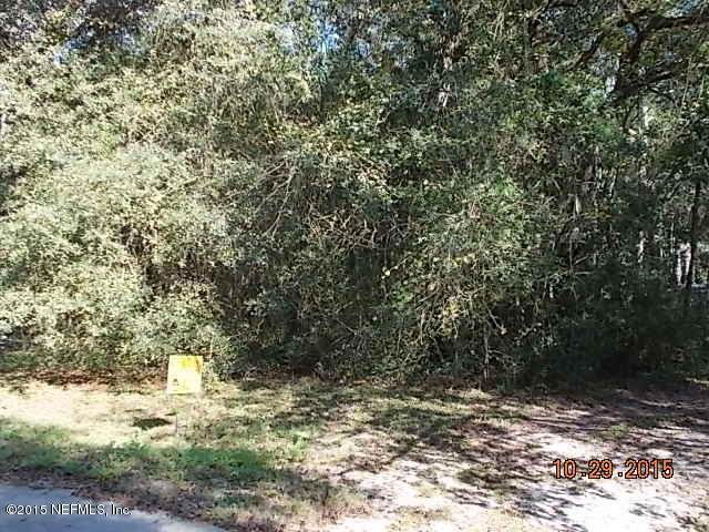 LOT LOFTON, YULEE, FLORIDA 32097, ,Vacant land,For sale,LOFTON,799740