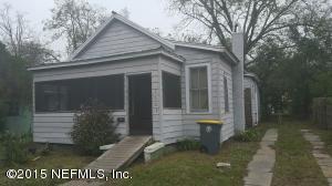 1505 W 14TH ST, JACKSONVILLE, FL 32209-4920