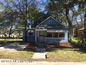 2831 DAVIS ST North, JACKSONVILLE, FL 32209