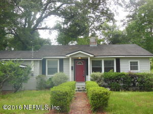 Photo of 3880 Eloise St, Jacksonville, Fl 32205 - MLS# 829034