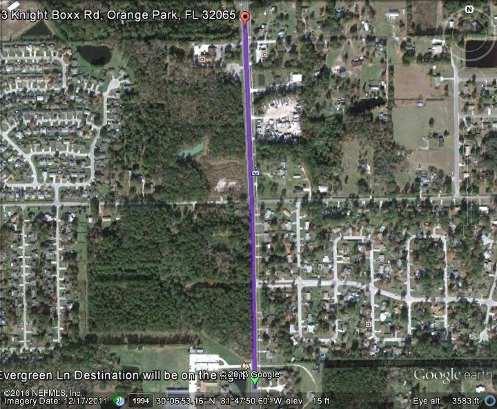 TBD KNIGHT BOXX /OLD JENNINGS, MIDDLEBURG, FLORIDA 32068, ,Vacant land,For sale,KNIGHT BOXX /OLD JENNINGS,816711