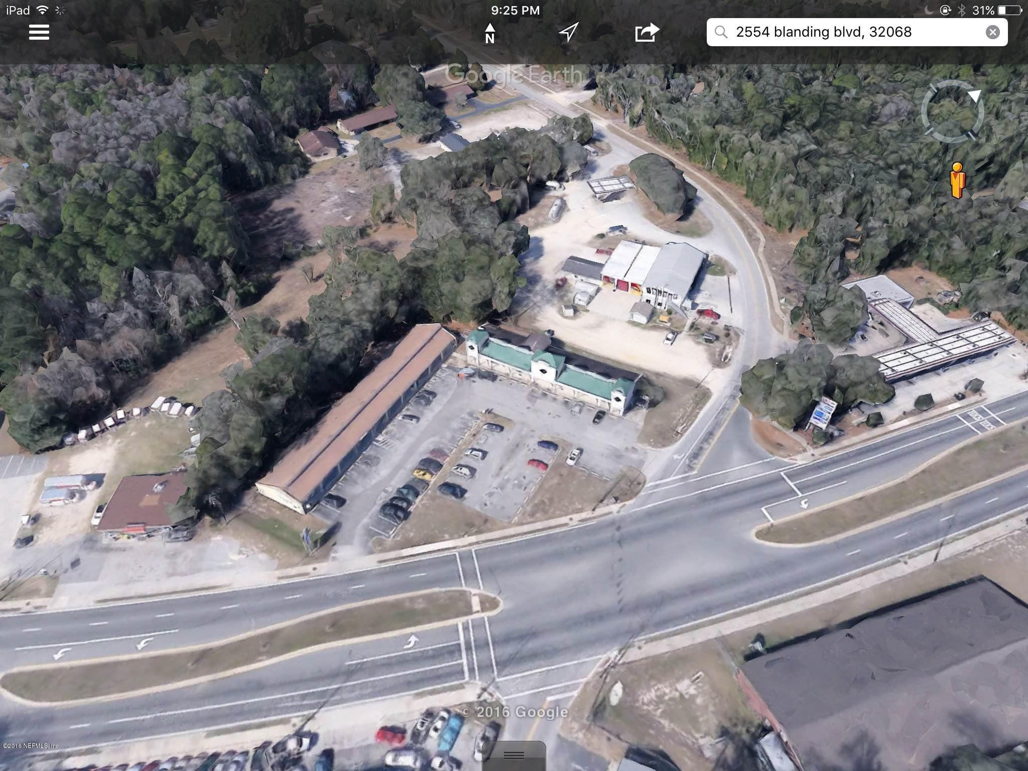 2554 BLANDING, MIDDLEBURG, FLORIDA 32068, ,Commercial,For sale,BLANDING,822740