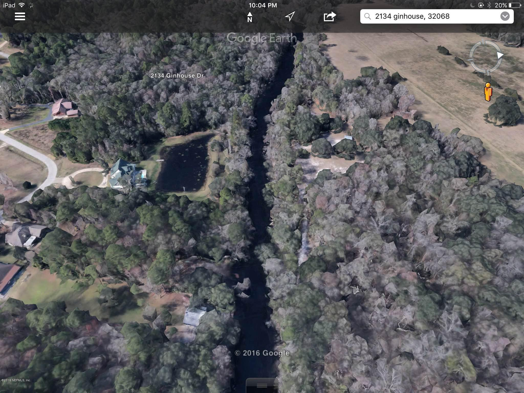 2134 GINHOUSE, MIDDLEBURG, FLORIDA 32068, ,Vacant land,For sale,GINHOUSE,822749