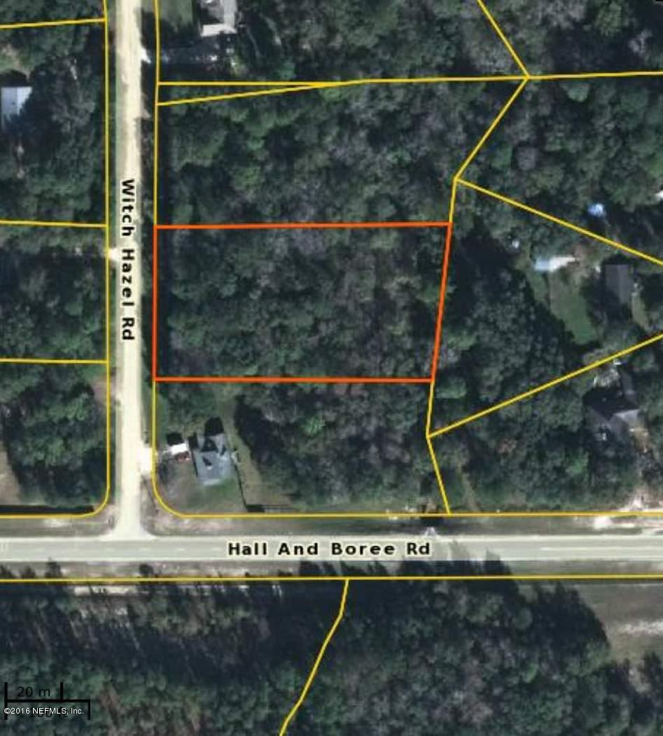 2891 WITCH HAZEL, MIDDLEBURG, FLORIDA 32068, ,Vacant land,For sale,WITCH HAZEL,822756