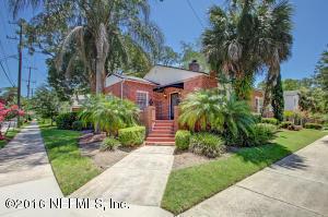 Photo of 3640 Herschel St, Jacksonville, Fl 32205 - MLS# 837152
