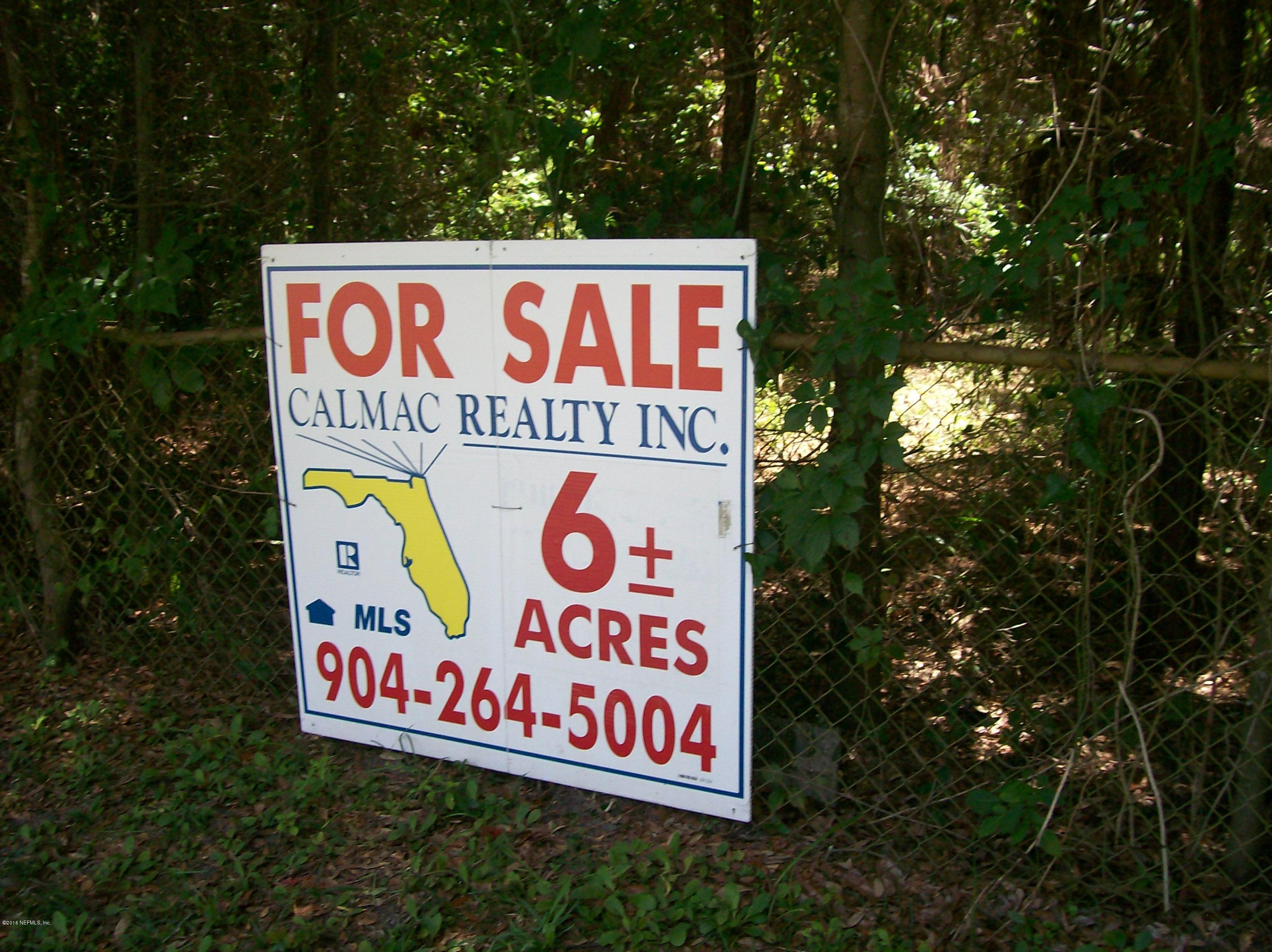 4464 UNIVERSITY, JACKSONVILLE, FLORIDA 32277, ,Vacant land,For sale,UNIVERSITY,463070