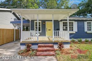 Photo of 2972 Collier Ave, Jacksonville, Fl 32205 - MLS# 840122