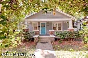 Photo of 2880 Olga Pl, Jacksonville, Fl 32205 - MLS# 843479