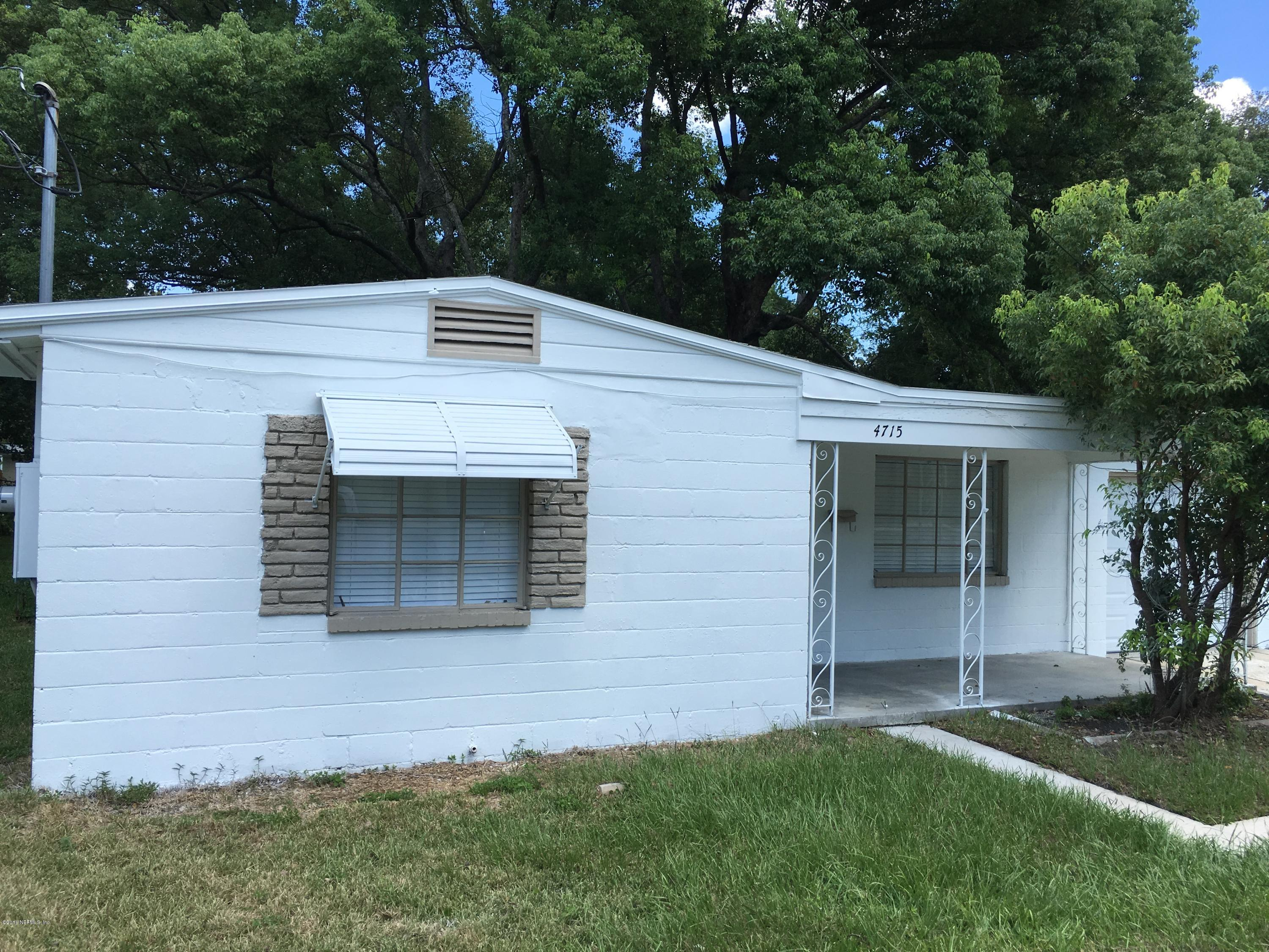 4715 TIMUQUANA, JACKSONVILLE, FLORIDA 32210, 2 Bedrooms Bedrooms, ,1 BathroomBathrooms,Residential - single family,For sale,TIMUQUANA,844318