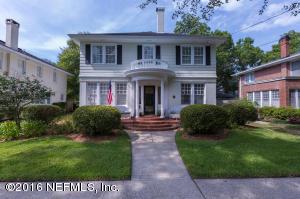 Photo of 1452 Avondale Ave, Jacksonville, Fl 32205 - MLS# 844513