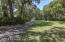 The 1.5 acre homesite affords the ultimate privacy