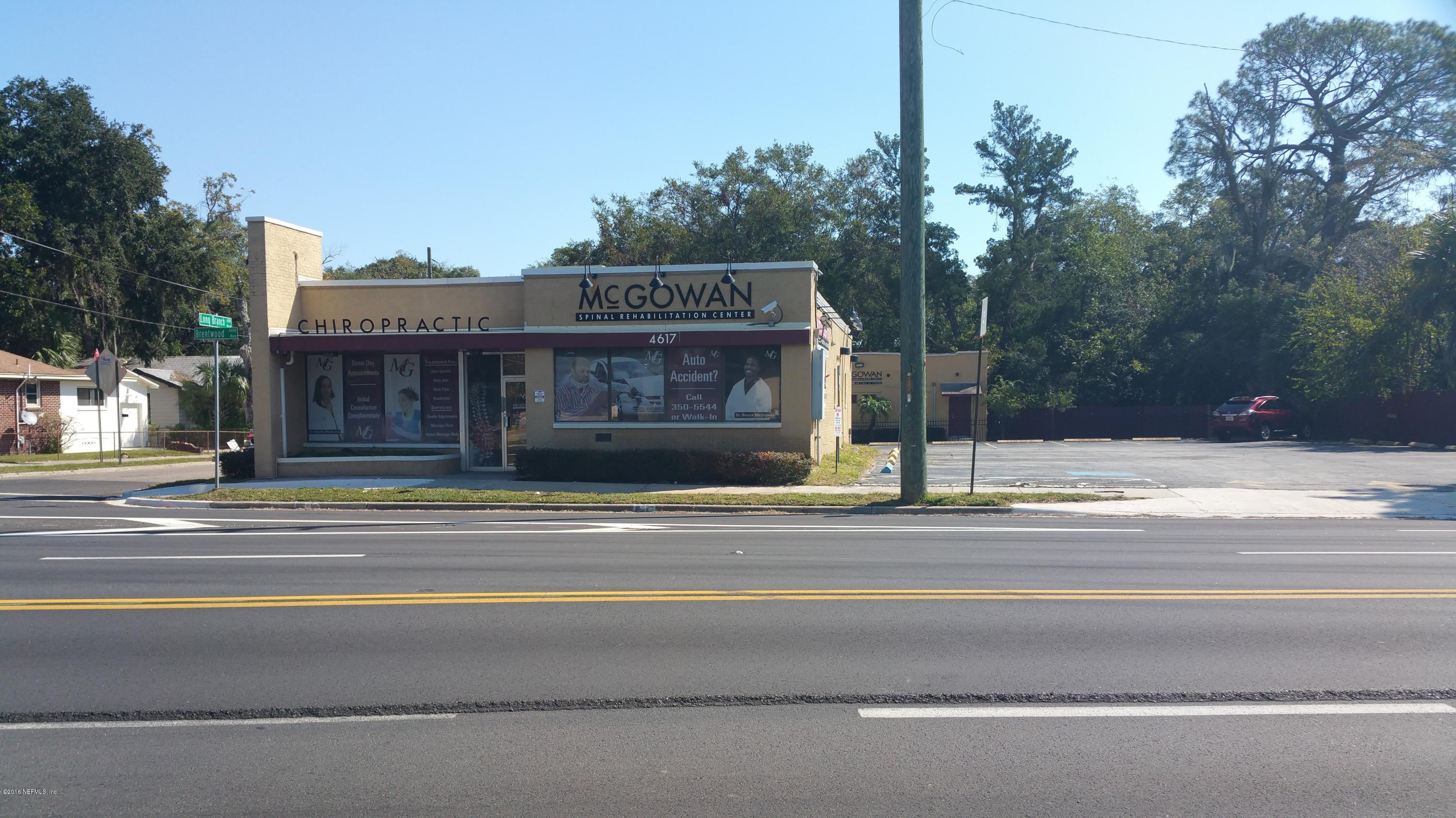 4617 BRENTWOOD, JACKSONVILLE, FLORIDA 32206, ,Commercial,For sale,BRENTWOOD,852051