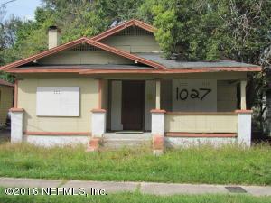 1027 FRAZIER ST, JACKSONVILLE, FL 32209