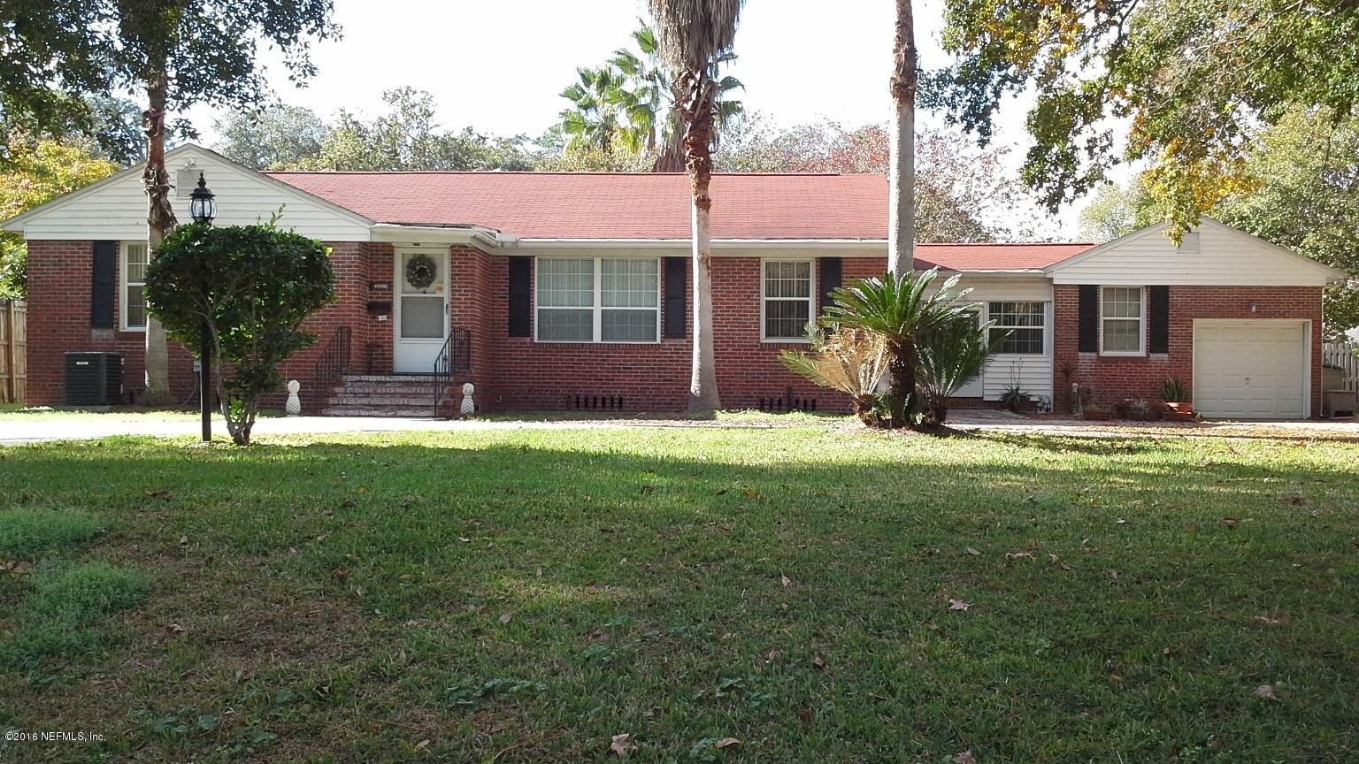 4936 ORTEGA, JACKSONVILLE, FLORIDA 32210, 3 Bedrooms Bedrooms, ,2 BathroomsBathrooms,Residential - single family,For sale,ORTEGA,856668
