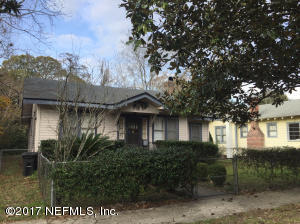 Photo of 2821 Downing St, Jacksonville, Fl 32205 - MLS# 862864
