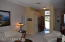 2 view of living room toward front door