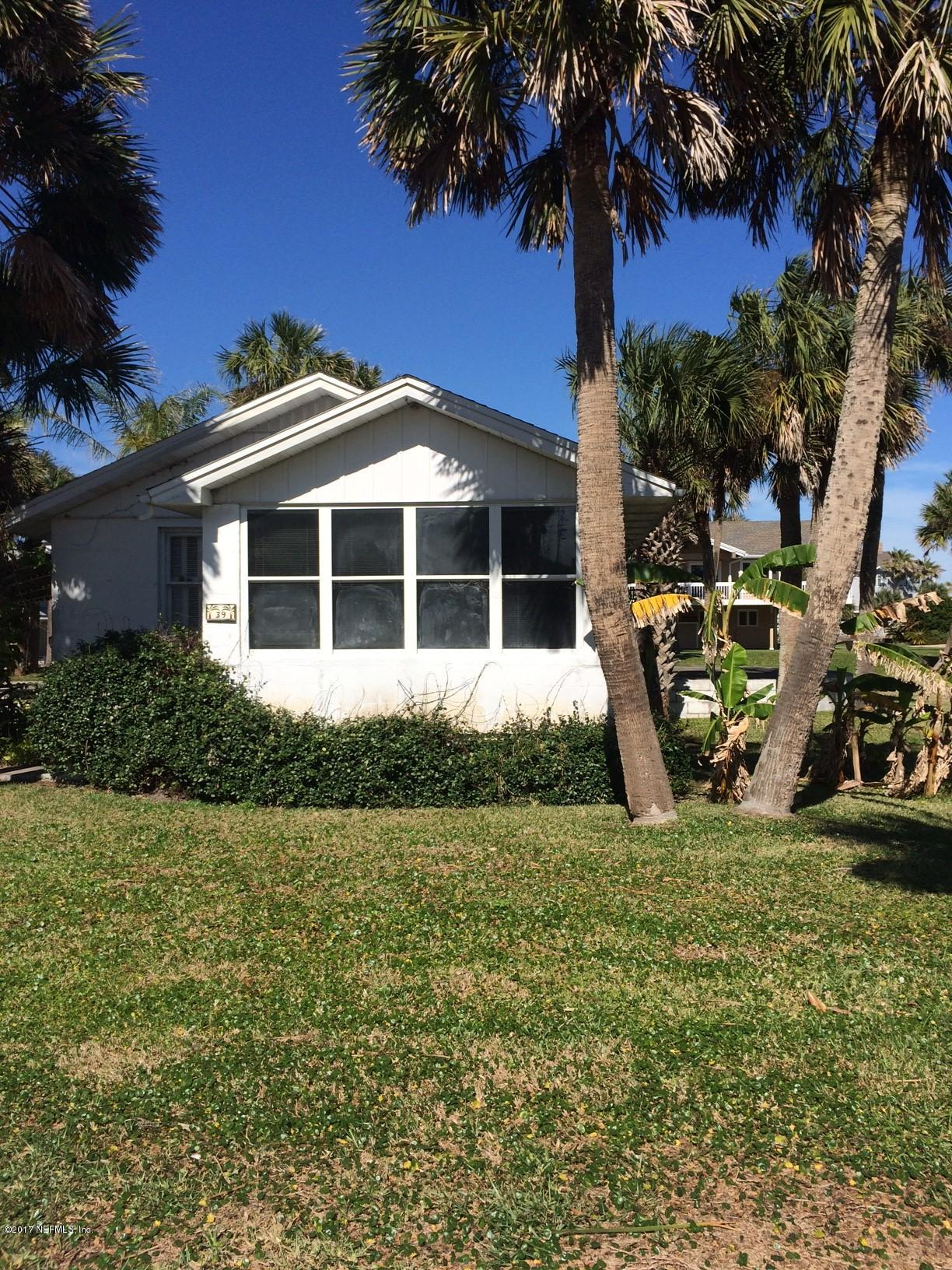 39 35TH, JACKSONVILLE BEACH, FLORIDA 32250, 3 Bedrooms Bedrooms, ,2 BathroomsBathrooms,Residential - single family,For sale,35TH,869030