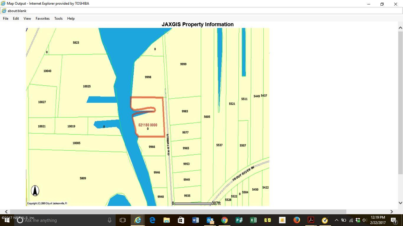 0 SIBBALD, JACKSONVILLE, FLORIDA 32208, ,Vacant land,For sale,SIBBALD,868306