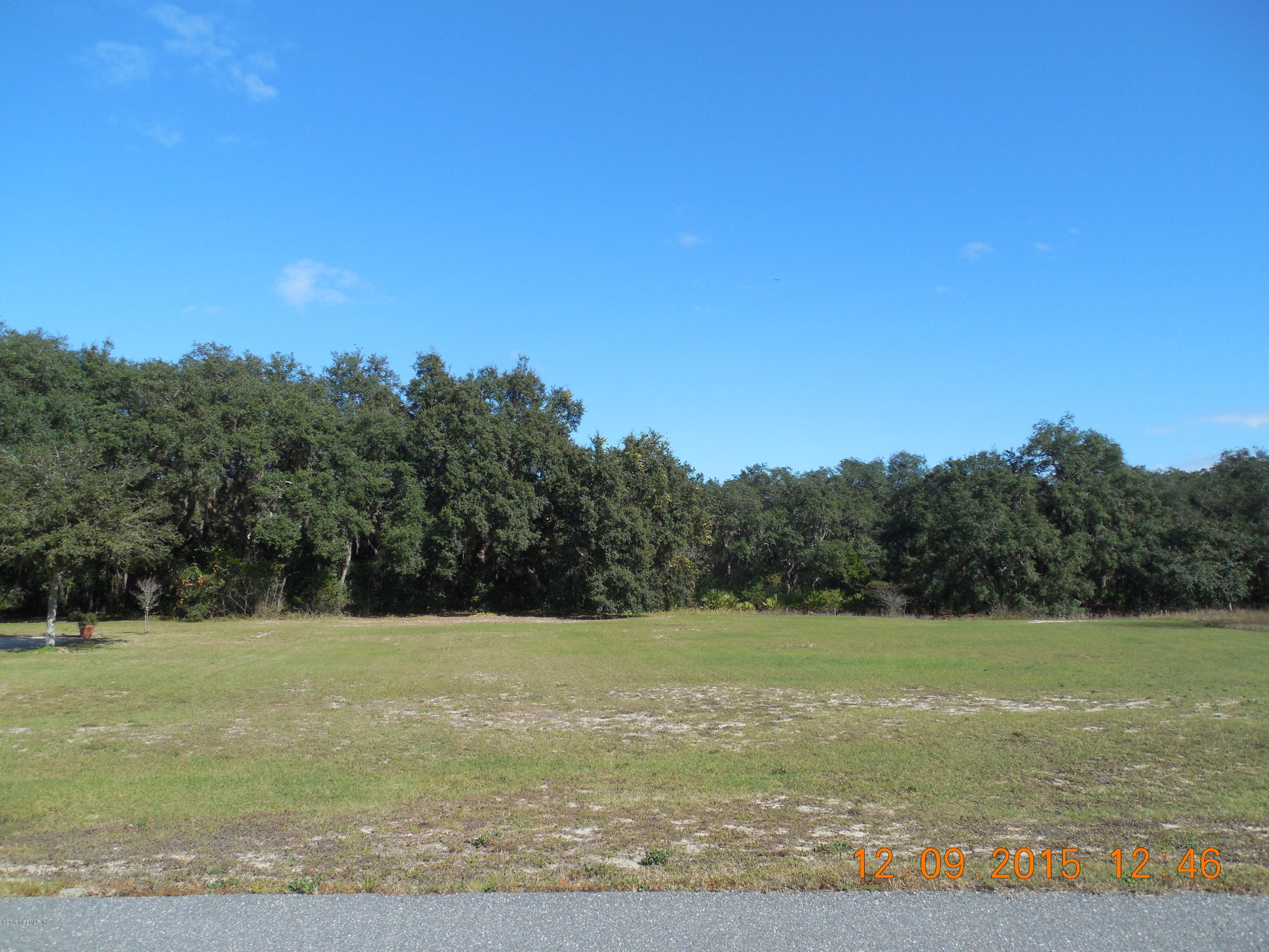 6216 BLUE MARLIN, KEYSTONE HEIGHTS, FLORIDA 32656, ,Vacant land,For sale,BLUE MARLIN,870620