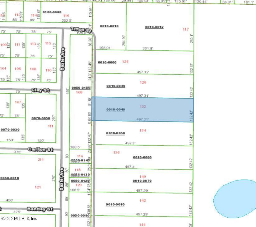 132 TIFTON, INTERLACHEN, FLORIDA 32148, ,Vacant land,For sale,TIFTON,872230