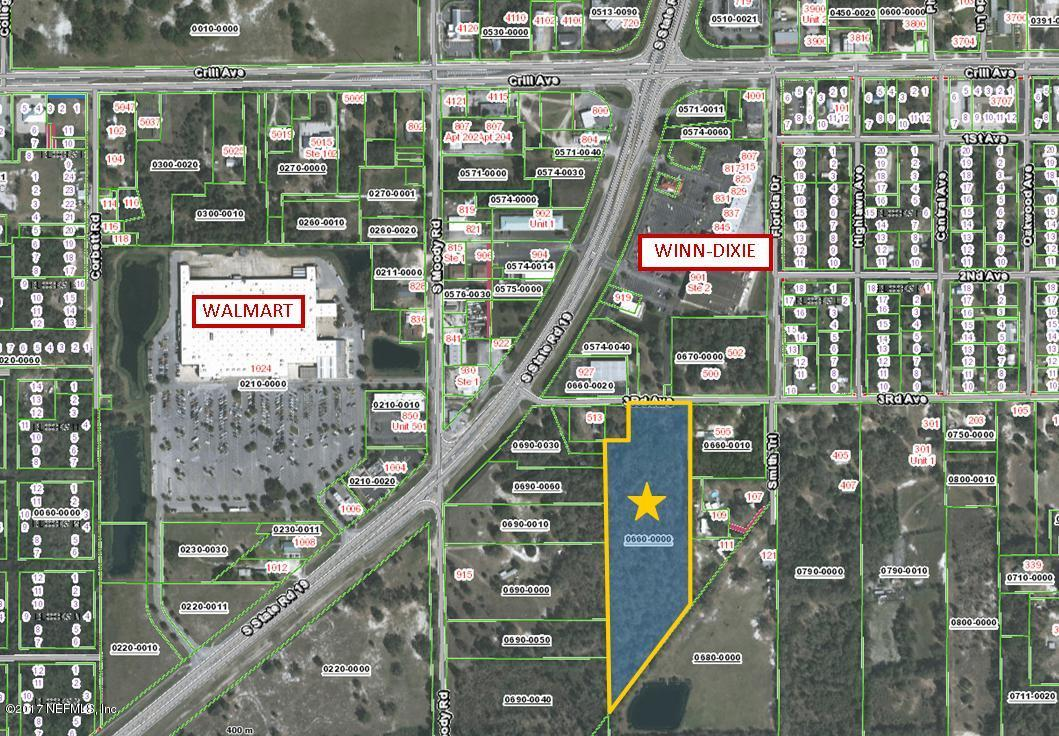 507 3RD, PALATKA, FLORIDA 32177, ,Vacant land,For sale,3RD,878917