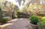 This secret garden space is a little piece of Savannah, Georgia in your own front yard!