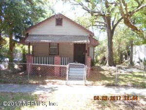 1714 West 5TH ST, JACKSONVILLE, FL 32209