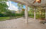 Covered Lanai with extended patio. Perfect for entertaining