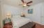 Bedroom 2 with Brazilian Cherry Floor