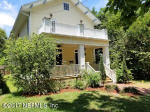 Photo of 3805 Eloise St, Jacksonville, Fl 32205 - MLS# 882976