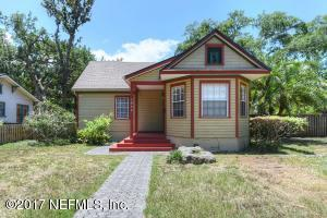 Photo of 1642 Glendale St, Jacksonville, Fl 32205 - MLS# 882994
