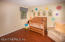Wood floors, fresh paint on the walls and baseboards.