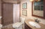 Fully updated master bath.