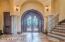 Ornate Entry Doors