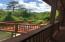 Back deck & lower level deck