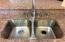 Double Deep Stainless Sink