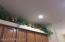 Volume Ceilings and Decorative Plant Shelving