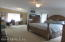 Huge master suite with sitting room or office