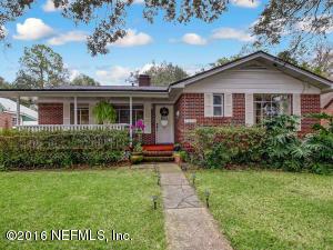 Photo of 1239 Belvedere Ave, Jacksonville, Fl 32205 - MLS# 888308