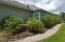 upgraded paver walkway to yard
