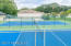 Community Tennis Courts and Pool