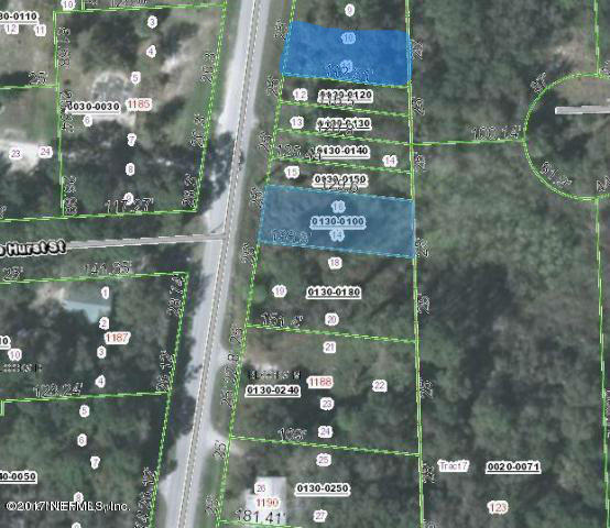 0 OLD HIGHWAY 17, CRESCENT CITY, FLORIDA 32112, ,Vacant land,For sale,OLD HIGHWAY 17,847460