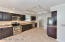 Remodeled Kitchen layout- with all new recessed lighting & molding!