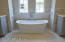 Wetstyle free standing tub in Owners Spa