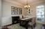 Wainscot and Double Crown Molding