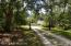 Long private driveway to this Middleburg home!