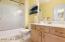 En Suite with garden tub,